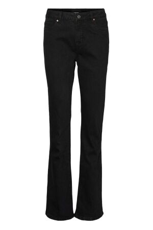 Vero Moda Dames broek strak denim Vero Moda 10233592 black