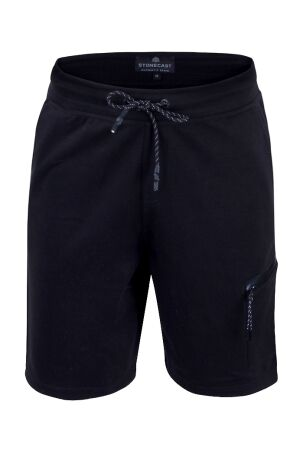Stonecast Heren broek kort Stonecast Flint men Z50161 black