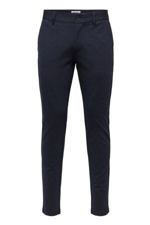 Only and Sons Heren broek strak Only and Sons 22015833 dress blues