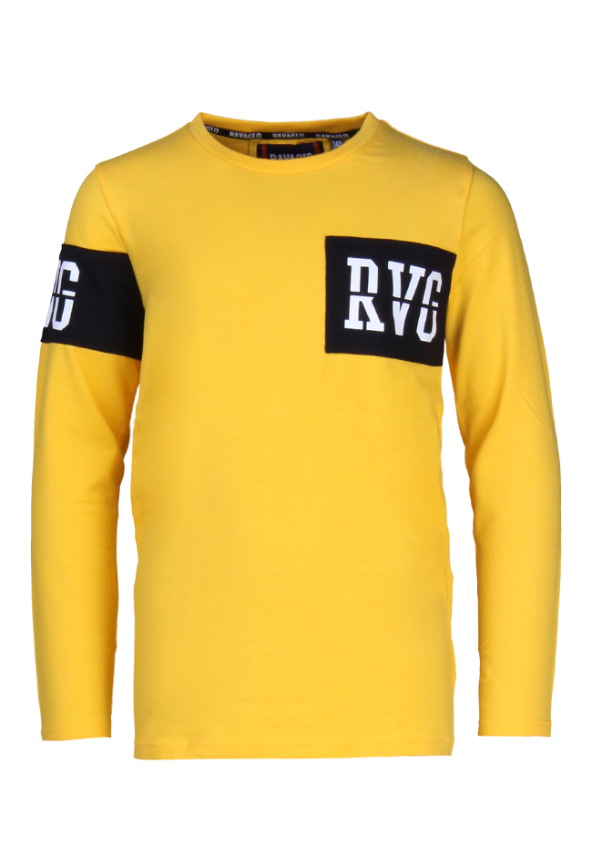 Ravagio katoenlycra Jongens trui Direct leverbaar uit de