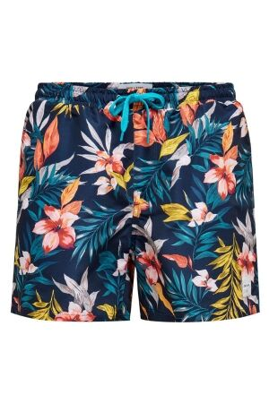 Only and Sons Badkleding hr surf short Only and Sons 22019093 dark navy