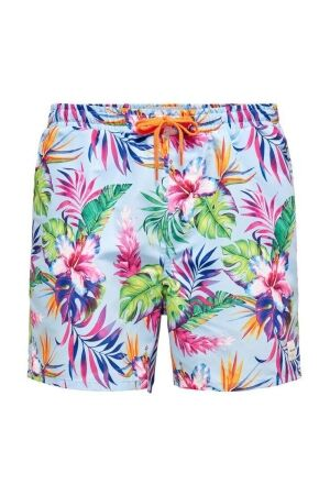 Only and Sons Badkleding hr surf short Only and Sons 22019093 indigo bunting